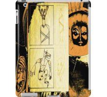 serpent bruxo iPad Case/Skin