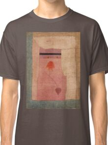 Paul Klee - Arabian Song. Abstract painting: abstract art, geometric, Arabian ,  Song, lines, forms, creative fusion, spot, shape, illusion, fantasy future Classic T-Shirt