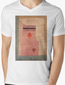 Paul Klee - Arabian Song. Abstract painting: abstract art, geometric, Arabian ,  Song, lines, forms, creative fusion, spot, shape, illusion, fantasy future Mens V-Neck T-Shirt