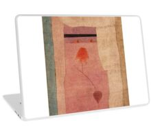 Paul Klee - Arabian Song. Abstract painting: abstract art, geometric, Arabian ,  Song, lines, forms, creative fusion, spot, shape, illusion, fantasy future Laptop Skin