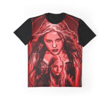 CARRIE POSTER red version Graphic T-Shirt