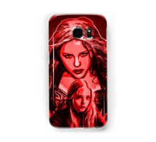 CARRIE POSTER red version Samsung Galaxy Case/Skin