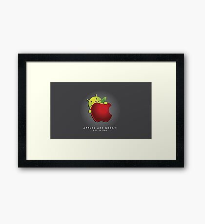 Android Ultimate [UltraHD] Framed Print