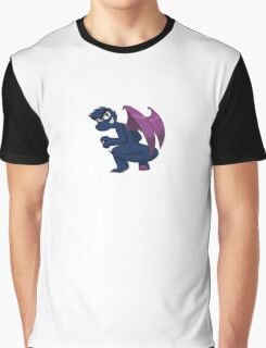 Dragon Dino PNG Graphic T-Shirt
