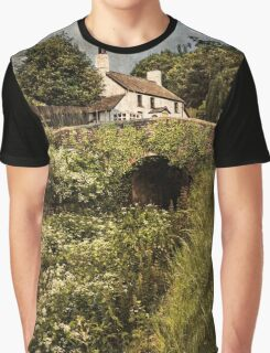 The Lock Keepers Cottage Graphic T-Shirt