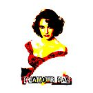 Glamour Gal - Ode To Liz by Sally McLean
