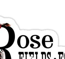 Rose Field Forever Sticker