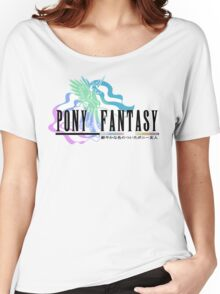 Friendship is Magicite! Women's Relaxed Fit T-Shirt