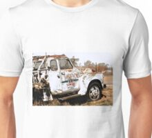 Route 66 Tow Truck Unisex T-Shirt
