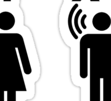 Men and X-Men Sticker