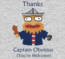 Captain Obvious by QuentinVR