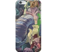 Outwaiting the Stampede iPhone Case/Skin