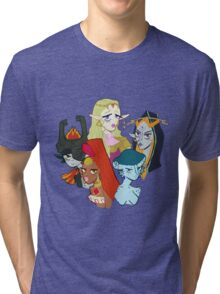 Legend of Zelda Girls Tri-blend T-Shirt