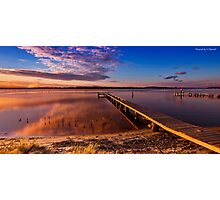Manning Point 666 Photographic Print