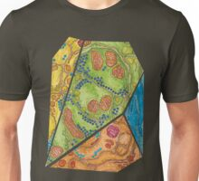 Neuronal Synapses Micrograph Unisex T-Shirt