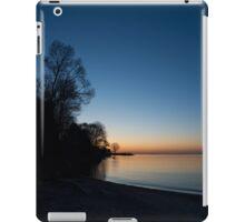 Orange Dawn Chasing the Blue Night Away iPad Case/Skin