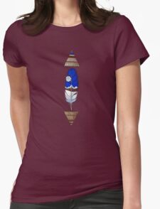 The Birds of Night Mountain 2 Womens Fitted T-Shirt
