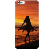 Dance like no one's watching iPhone Case/Skin