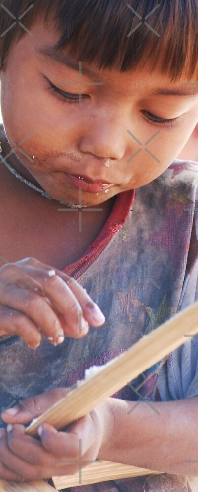 Cambodian child by SweetLemon