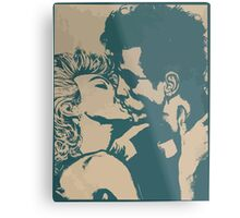Jesse and Tulip from Preacher Metal Print
