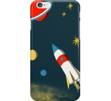 Space Adventure iPhone Case/Skin