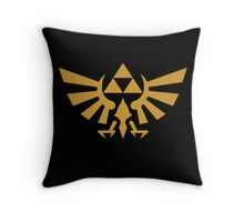 Triforce Pillow Throw Pillow