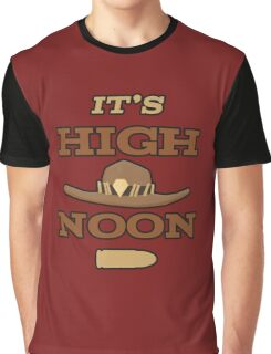 High Noon Graphic T-Shirt