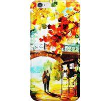 tardis scenery  iPhone Case/Skin