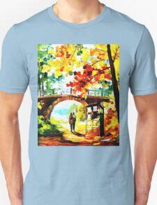 tardis scenery  Unisex T-Shirt