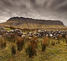 Benbulbin Under The Cloud by Derek Smyth