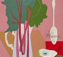 Rhubarb by Sarah Jarrett