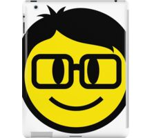 Smart Smiley iPad Case/Skin
