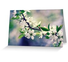 Beauty in Wildness Greeting Card