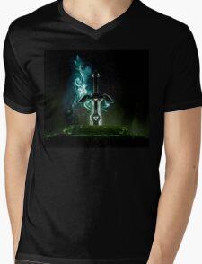 The legend of Zelda - Excalibur Mens V-Neck T-Shirt