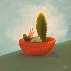Cecilia's Cactus by Cyndianne
