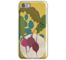 Beetroot iPhone Case/Skin