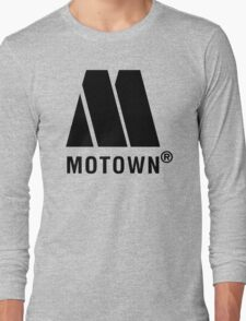 Motown Long Sleeve T-Shirt