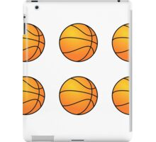 Basketballs iPad Case/Skin
