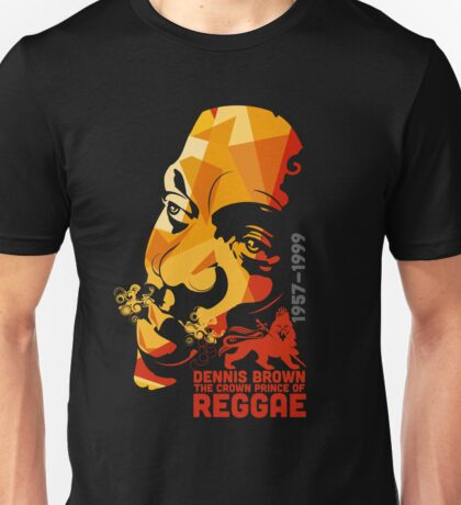 The Crown Prince Of Reggae Unisex T-Shirt