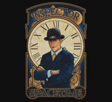 Inspector Spacetime Nouveau (II) by violinsane