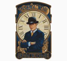 Inspector Spacetime Nouveau (II) Kids Clothes
