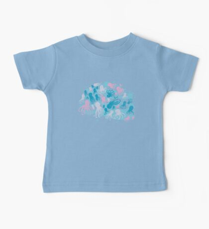octopus party Kids Clothes