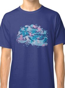 octopus party Classic T-Shirt