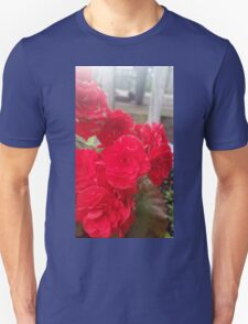 Begonia Flower Unisex T-Shirt