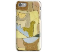 Paul Klee - True Also For Plants. Abstract painting: abstract art, geometric, expressionism, composition, lines, forms, creative fusion, spot, shape, illusion, fantasy future iPhone Case/Skin