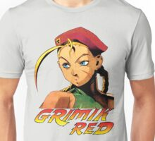 Cammy street fighter Unisex T-Shirt