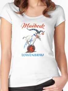 Maibock Women's Fitted Scoop T-Shirt