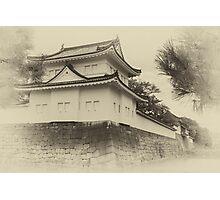 Nijo Castle - circa 2013 Photographic Print