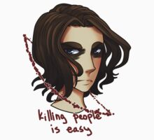 killing people is easy... by halflock