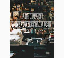 A Thousand Imaginary Worlds Unisex T-Shirt